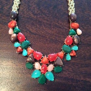 ☔️ Kate Spade Statement Necklace NWT